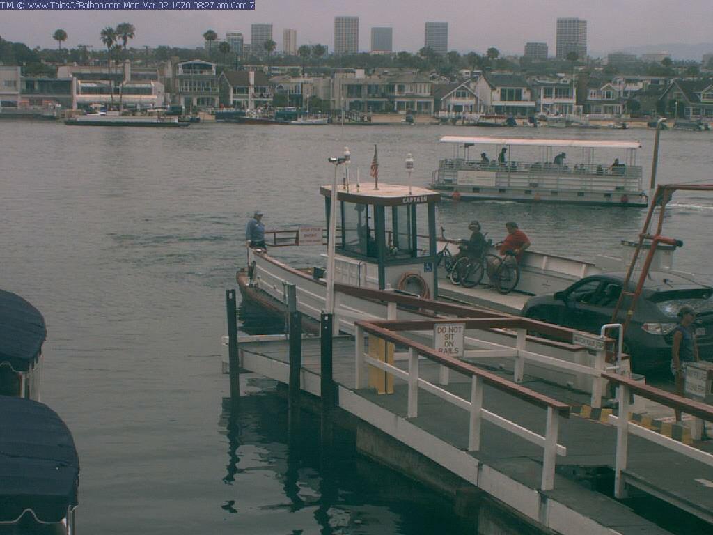 Balboa Pier Cam